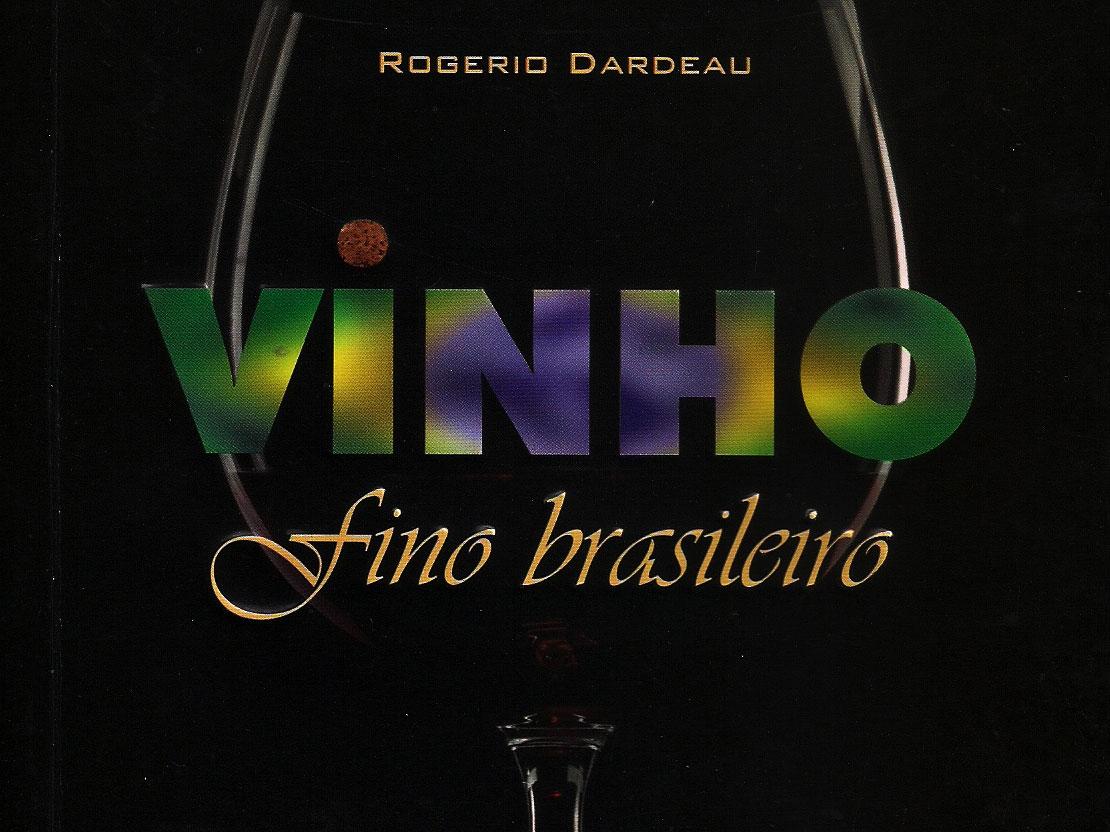 Livro: Vinho fino brasileiro