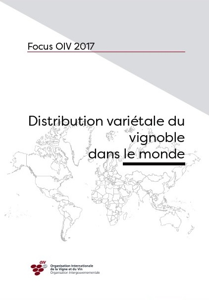 Relatório da OIV sobre as variedades de uva pelo mundo